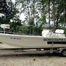 World's Largest Crappie Fishing Boat