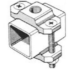 "Driftmaster Pro 1-1/4"" Square Clamp Base (206-B)"