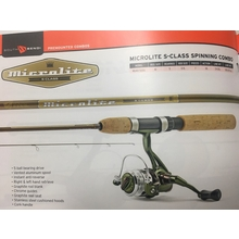 South Bend Mircolite S-Class Spinning Combo